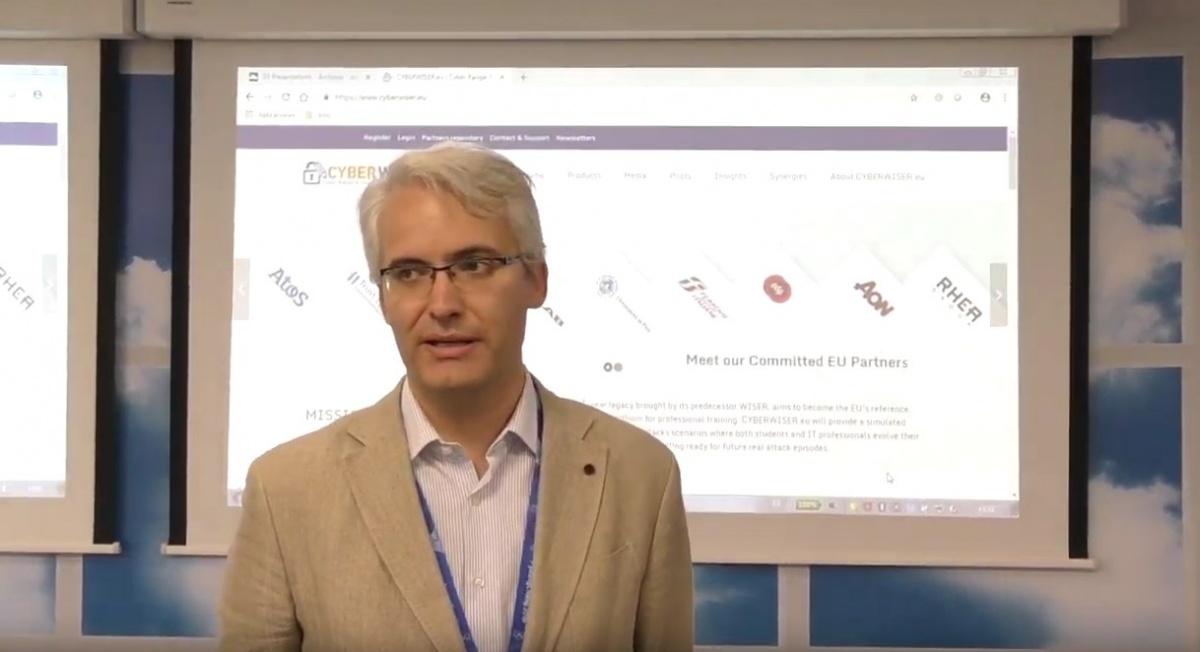 CYBERWISER.eu Kick Off Meeting
