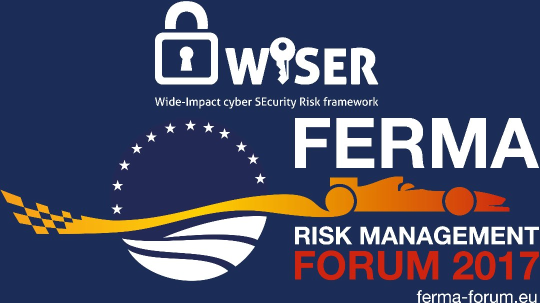 WISER at FERMA Risk Management Forum 2017 - Montecarlo 16-18/10/2017
