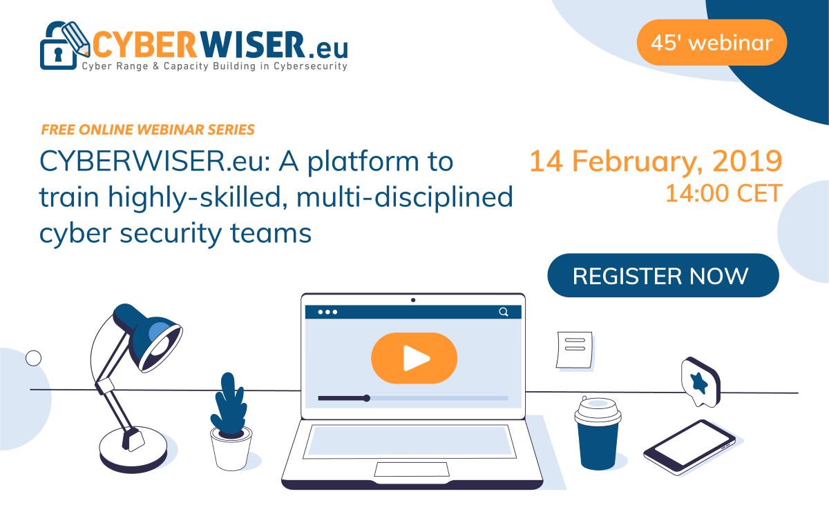 CYBERWISER.eu free webinar